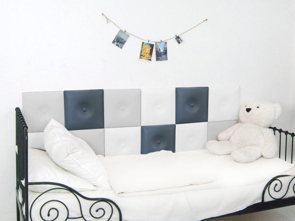 Wall Padding - Bed