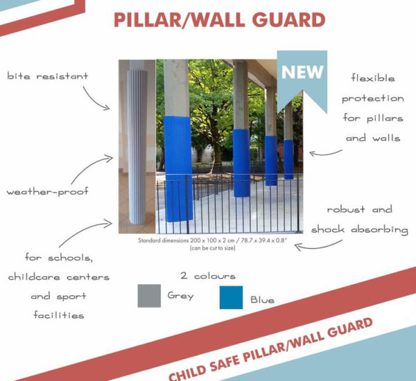Wall and Pillar Guard